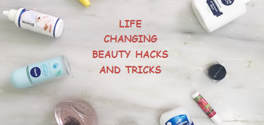 beauty hacks, beauty tips and tricks, khadija beauty