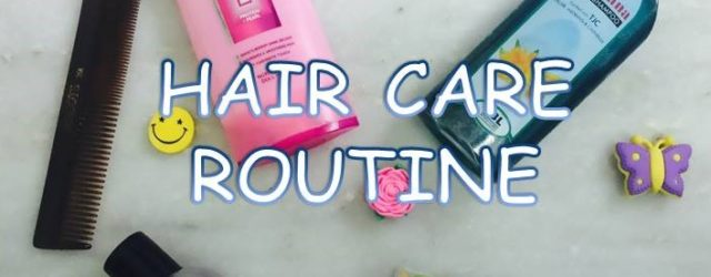 hair-care-routine, khadija beauty