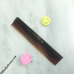 hair-care-routine-khadija-beauty, roots comb