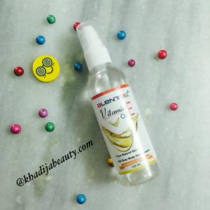 ALENTAZ VITAMIN E OIL, khadija beauty