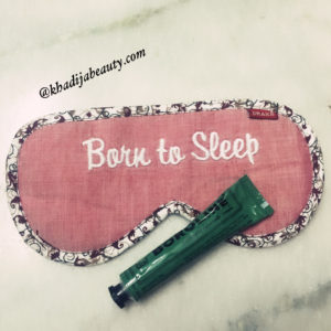 BOROLINE, BEST FOR MOISTURIZING AT NIGHT
