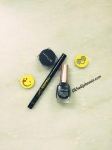 maybelline eyeliners, liquid liners, lakme eyeliner, gel liner