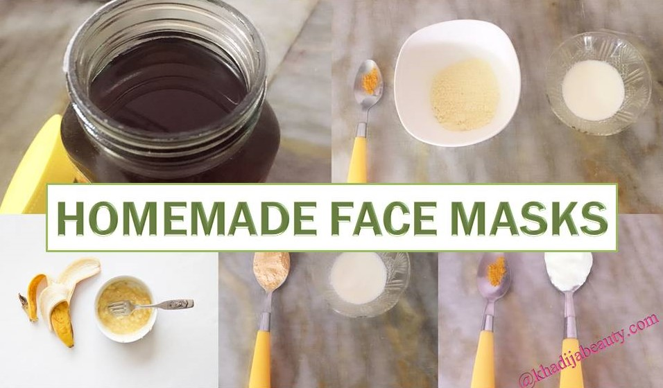 Homemade face masks for glowing skin in summer| Get instant glow
