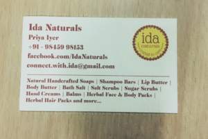 ida natural, coffee scrub bubbles, homemade soap