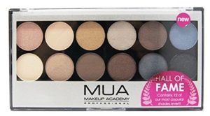 Makeup Academy Eyeshadow Matte Hall of Fame Palette
