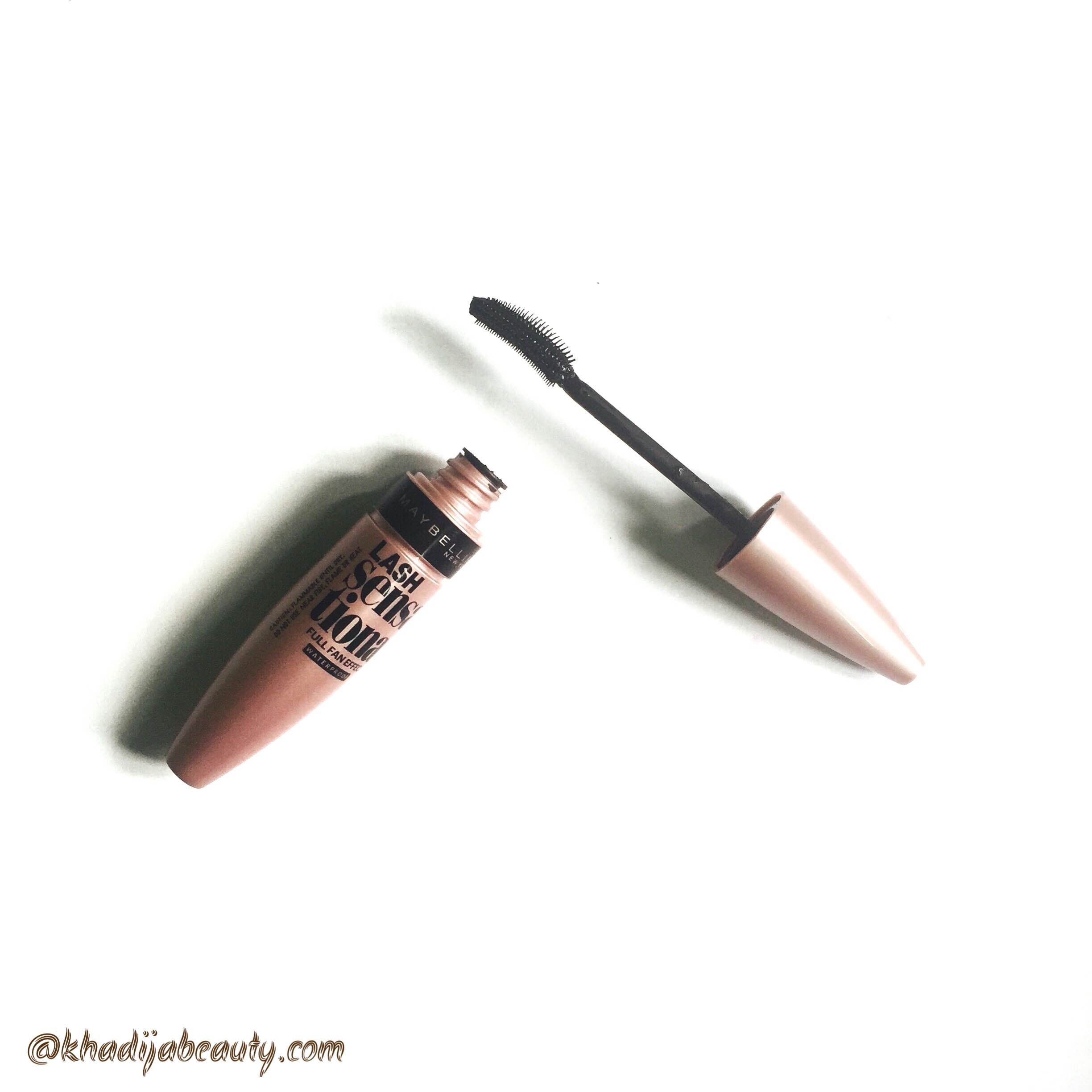Maybelline New York Lash sensational waterproof mascara (6)