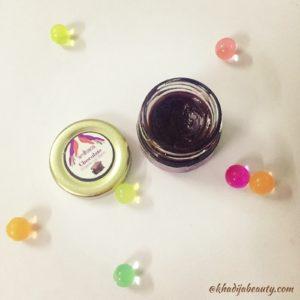 Qtrove review, haul, coupon discount, khadija beauty, chocolate lip balm
