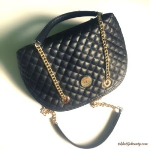 Rocky star handbag, chic and classy black handbag, khadijabeauty (5)