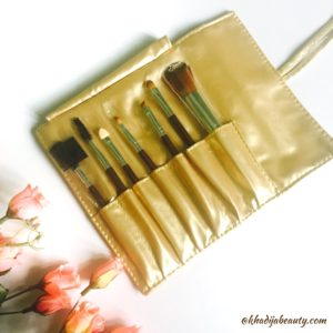 Glam treasure box review, khadija beauty
