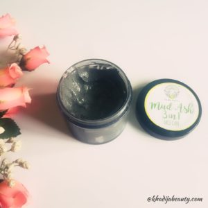 Greenberry organics mud ash 3 in 1 face care, khadija beauty (1)