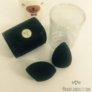 PAC ultimate beauty blender sponge review, khadija beauty