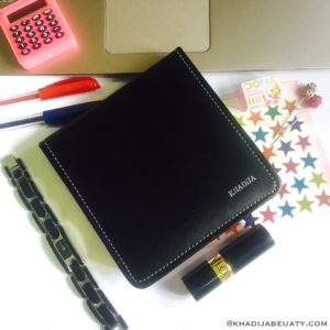 bhasad planner review, planner, khadija beauty