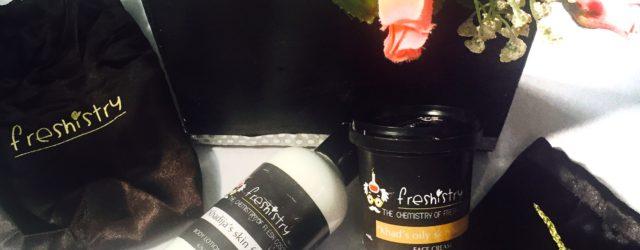 freshistry review, body lotion, face cream, khadija beauty
