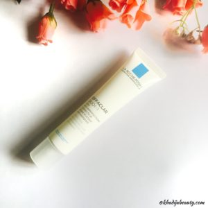 La Roche-Posay Effaclar duo review, khadija beauty, best products for acne