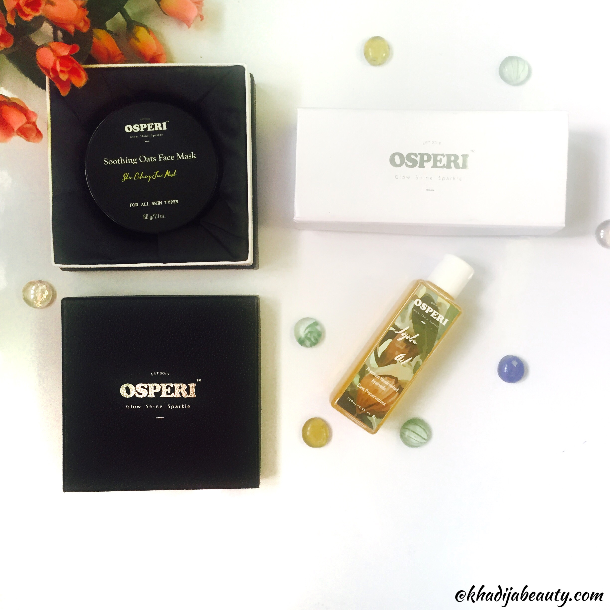 Osperi Review| Get a glowing skin by following customised skincare routine