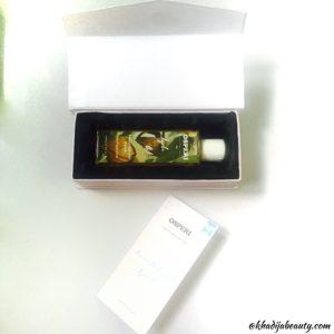 Osperi review, khadija beauty, best cleanser for oily skin, best oil for face, best cleanser for dry skin
