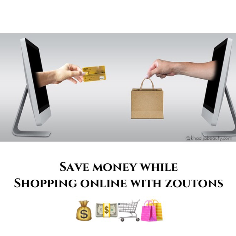 Save money while shopping online with Zoutons