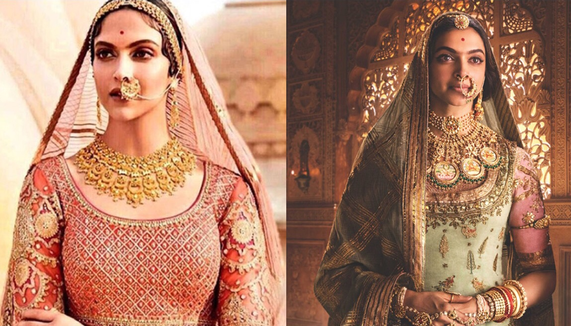 4 Padmavati jewellery pieces you will fall in love with!