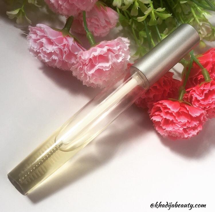 how to grow longer eyelashes, khadija beauty