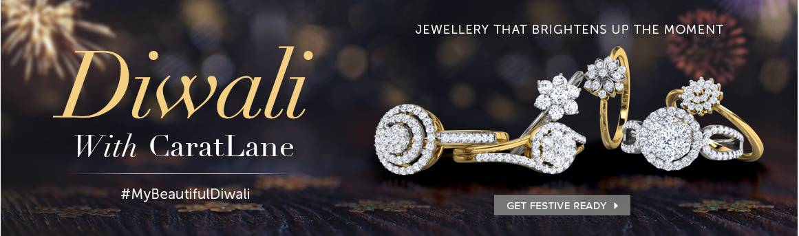 caratlane, online gold jewellery, khadija beauty, diwali offeres on jewellery