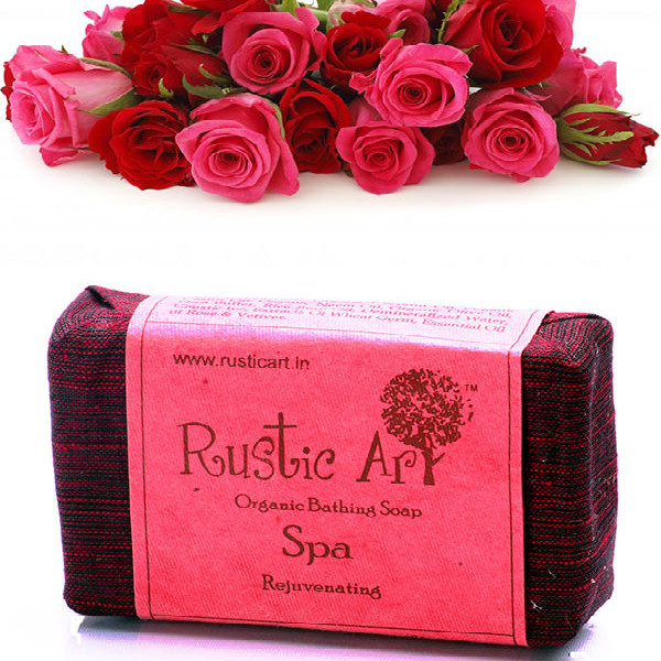 Organic Spa Soap, khadija beauty
