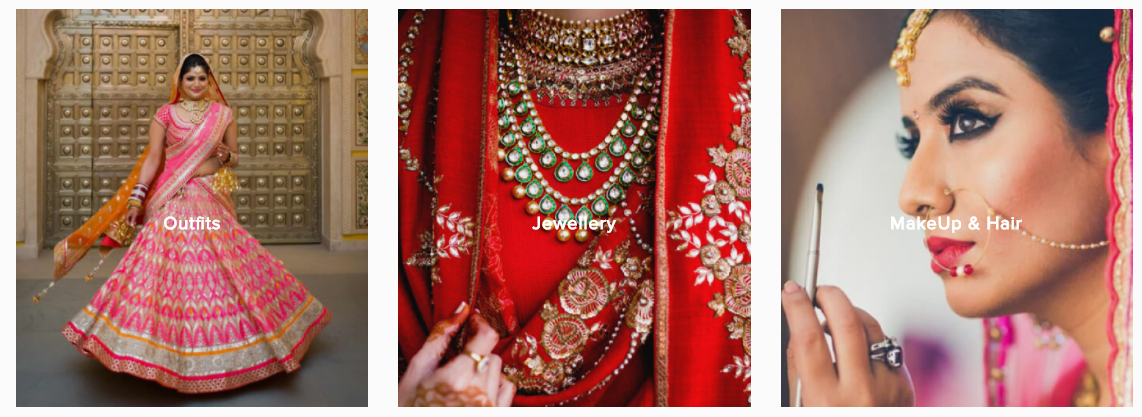 Plan your wedding in the comfort of your home with WedMeGood- Indian wedding planning site