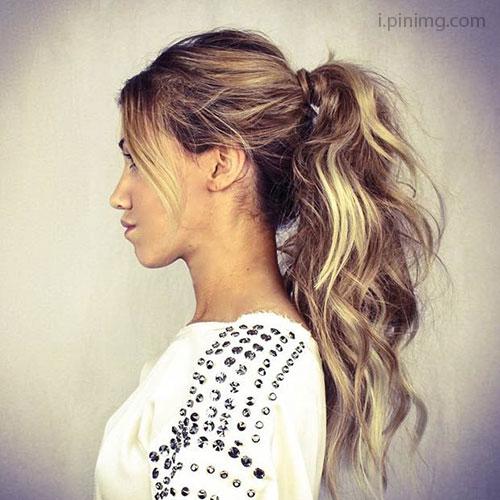 tight bun, easy hairstyles, khadija beauty