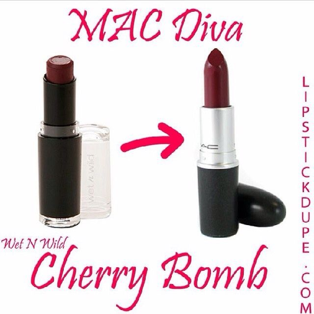 15 best selling mac lipstick dupes you need to buy - Mac diva lipstick price ...