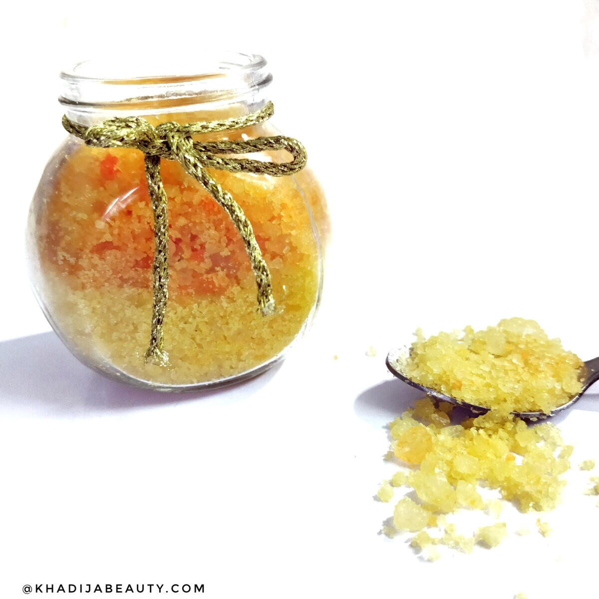 DIy bath salts recipe, khadija beauty