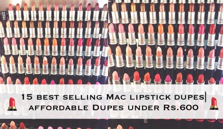 15 Best Selling MAC Lipstick Dupes You Need To Buy