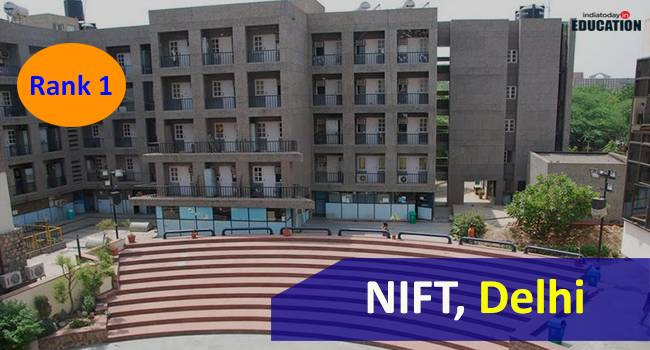 fashion design colleges, nift delhi