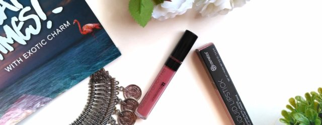 BH cosmetics liquid matte lipstick endora, khadija beauty