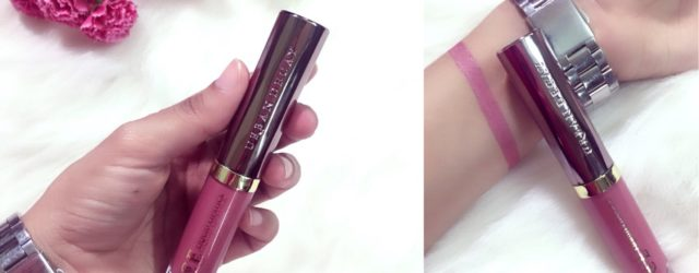 urban decay vice liquid lipstick trivial review & swatches, khadija beauty