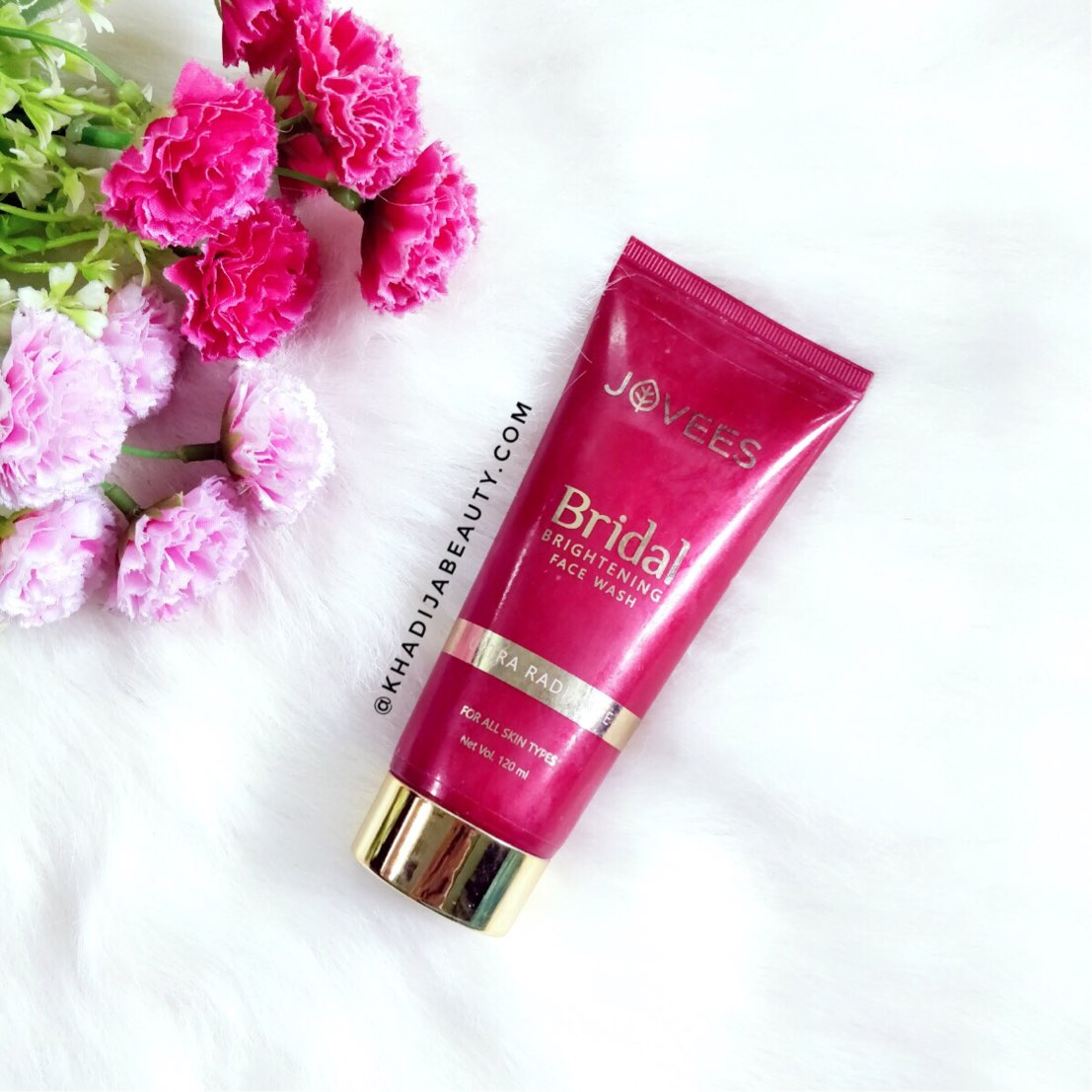 Jovees bridal brightening face wash Review