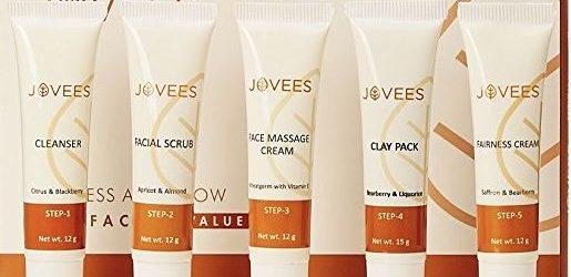 Jovees Fairness and Glow Mini Facial Kit