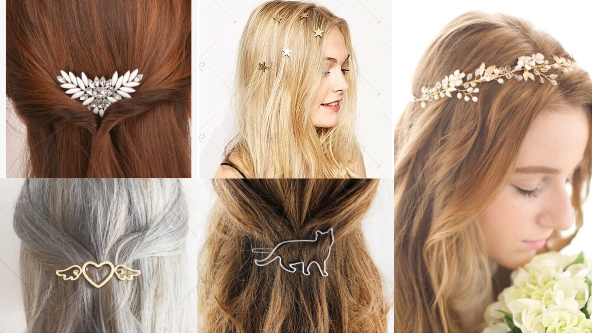 Hair accessories you would love to try| For all face shapes