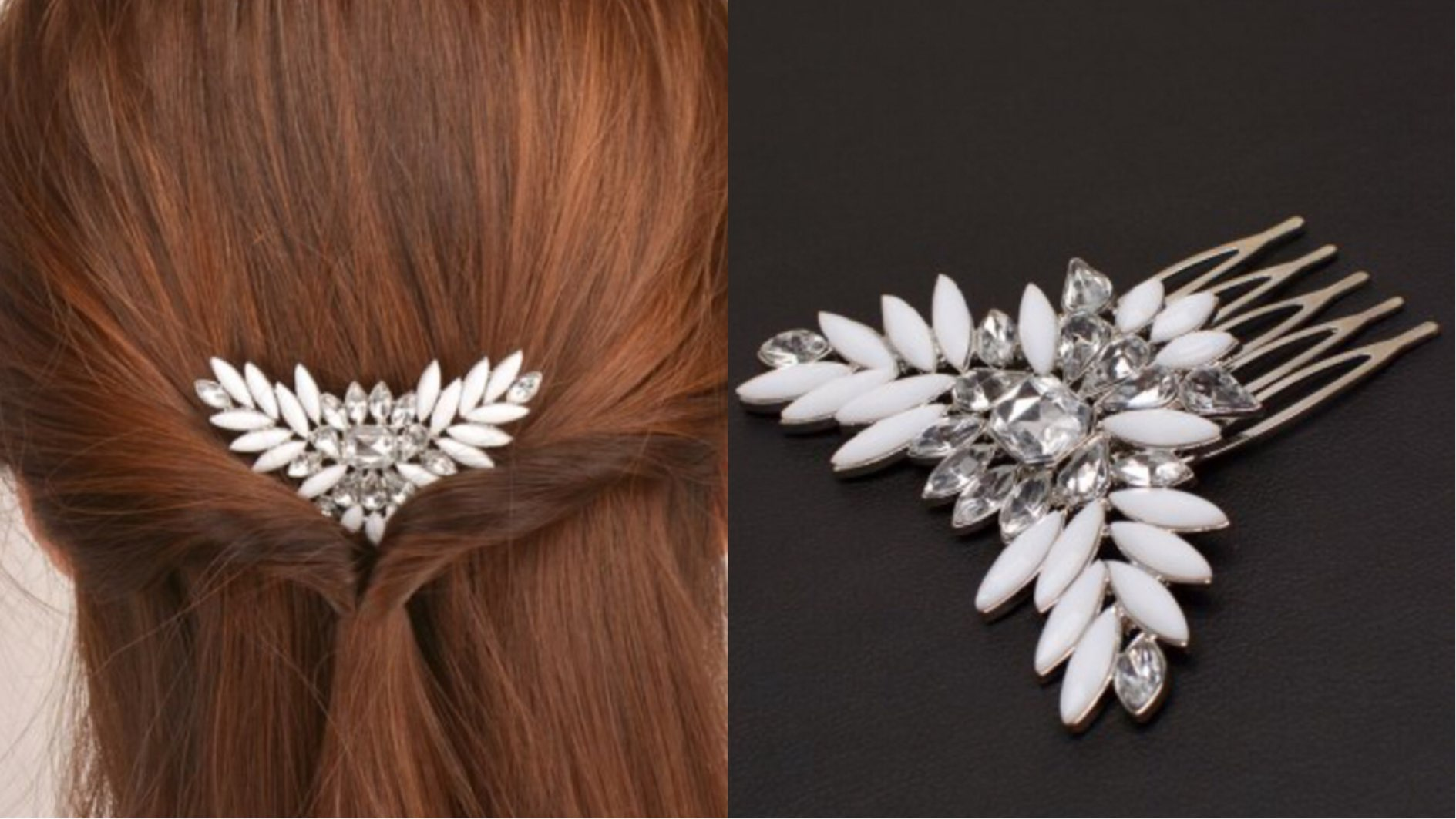 hair accessories to try, rosegal, rose gal