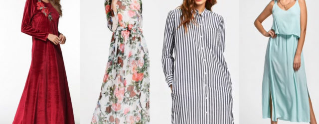 6 Dresses (Designs) that will never go out of style |Buy outfits online- zaful