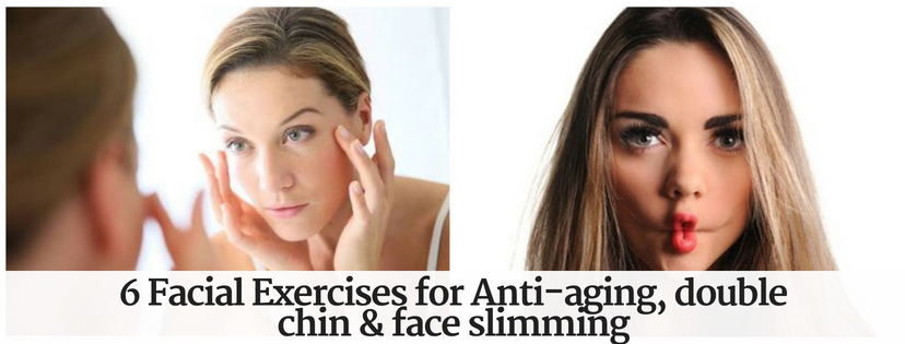 6 Anti-Aging Facial Exercises You Can Do at Home