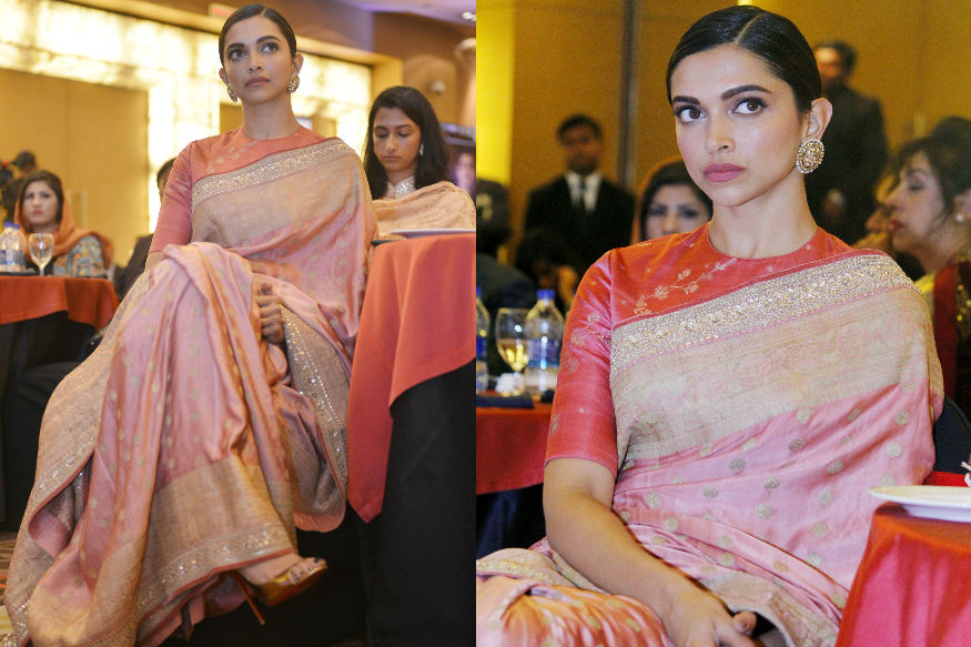 different ways to style saree