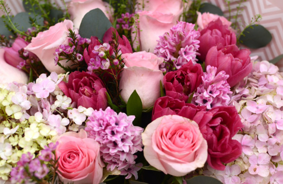 Different Flowers with Deep Meanings