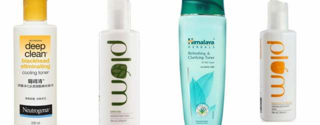 Best affordable toners In India Under Rs.500| Alcohol- Free