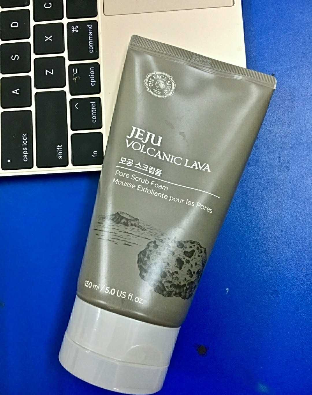 jeju volcanic lava the face shop review