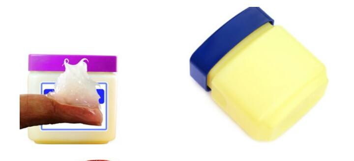 Vaseline for dry skin