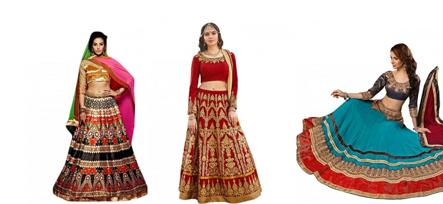 Trendy Lehenga Choli Designs you would love to wear