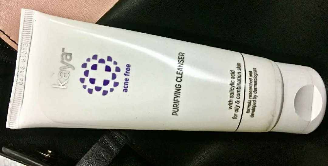 Kaya Skin Clinic Acne Free Purifying Cleanser Review