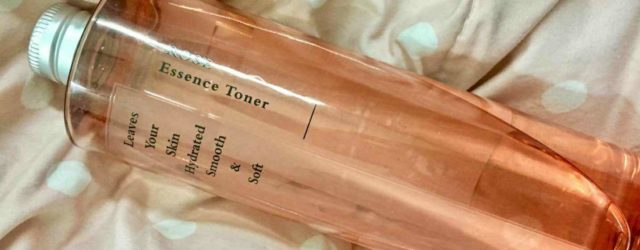 Miniso Rose Essence Toner Review