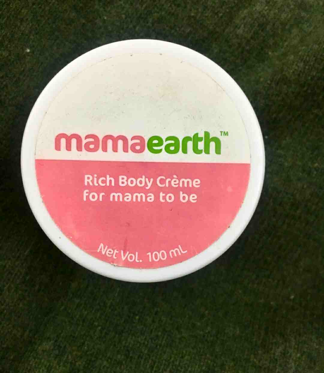 Mamaearth Body Cream For Stretch Marks Review