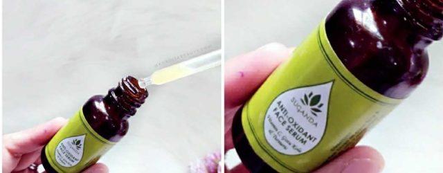 Suganda antioxidant serum Review