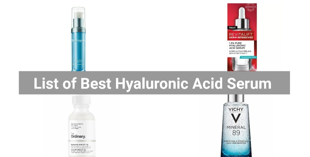 11 Best Hyaluronic Acid Serums 2020| Drugstore Included